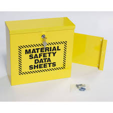 Yellow Metal Storage Cabinet Metal Msds Cabinets U0026 Right To Know Stations Windy City Cabinet