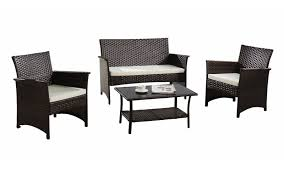 Black And White Patio Furniture Outdoor Furniture Section Sofamania Com