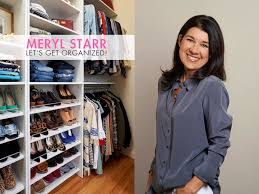 let u0027s get organized tiny home tips from meryl starr