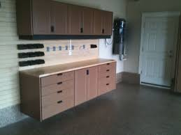 garage workbench and cabinets garage cabinets redline garage gear the essential cabinet system