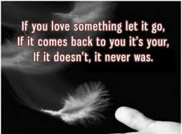 Quotes About Loving And Letting Go by Love Estoriees Cute Love Quotes