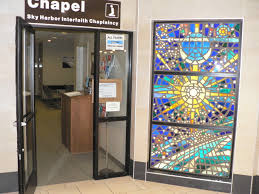 Phoenix Sky Harbor Terminal 4 Map by Sky Harbor Interfaith Chaplaincy Interfaith Chapel At Phoenix