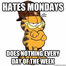 Garfield Memes - scumbag garfield memes quickmeme