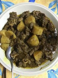 cabri massalé cuisine réunionnaise cabri massalé pomme de terre et pois goutanou cuisine