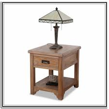 End Table Lamp Combo End Tables With Built In Lamps Militariart Com