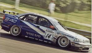volvo s40 volvo s40 btcc 1998