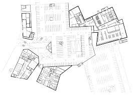 gallery of via university college aarhus city arkitema via university college aarhus city floor plan