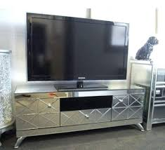tv stands and cabinets mirrored tv cabinet wall units mirrored stand glass cabinet