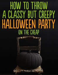 Cheap Halloween Decorations 24 Beautiful And Stylish Ways To Decorate For Halloween Creepy