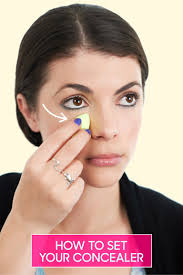 how to stop under eye concealer from creasing concealer trick