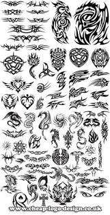 tribal dragon tattoos tattoo how com tattoos picture tribal