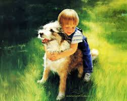 heartwarming childhood monents donald zolan u0027s oil paintings of