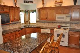 what color quartz with oak cabinets cambria quartz in laneshaw compliments oak cabinetry