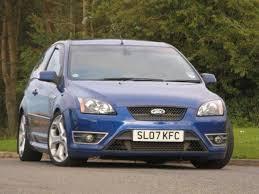 ford focus 2007 price used ford focus car 2007 blue petrol 2 5 st 3 3 door hatchback for