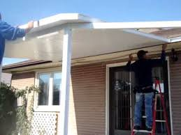 Insulated Aluminum Patio Cover How To Install An Insulated Roof Panels Part 3 Youtube