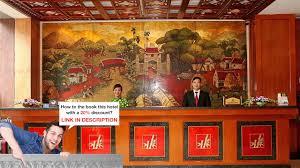 flower garden hotel hanoi flower garden hotel hanoi vietnam best price guarantee u0027 youtube