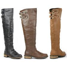 s qupid boots qupid knee boots synthetic shoes for ebay