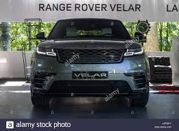 range rover velar inside turin italy 7th june 2017 a range rover velar third edition of