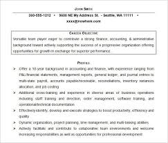 resume templates for accounts payable and receivable training sle accounting resume objective property accountant resume