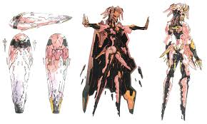art zone design ardjet concept characters art zone of the enders the 2nd runner