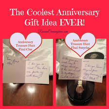 husband anniversary gift ideas the coolest anniversary gift idea rosann cunningham