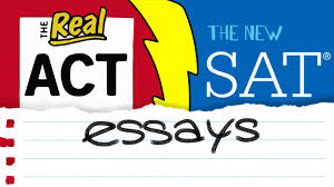 sat sample essay questions the new act essay vs the new sat essay youtube
