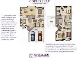 copperleaf twin villa trexler field floor plans kay builders