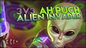 alian a h smite 3v3 ah puch invader