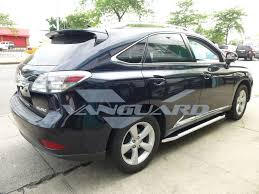 lexus rx running boards 2014 lexus rx 350 running boards pictures to pin on pinterest