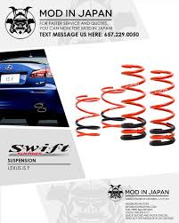 lexus models japan swift springs summer sale for all lexus models shipping free