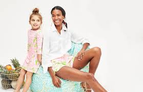pottery barn photos lilly pulitzer teams up with pottery barn brands for home decor line