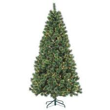 7 ft artificial trees trees the home depot