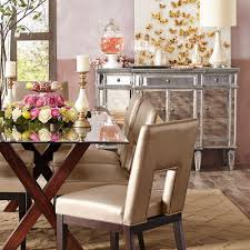 Pier 1 Kitchen Table by Hayworth Mirrored Silver Buffet Table Pier 1 Imports