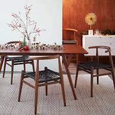 west elm mid century dining table mid century expandable dining table beautiful mid century modern