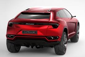 lamborghini back view a lamborghini suv is coming and it will look insane u2013 too manly
