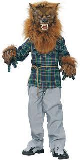 werewolf costumes for kids homemade