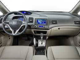 Honda Civic India Interior Indian Autos Blog Honda Civic