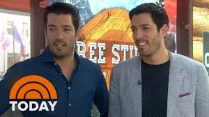 Property Brothers Cast Property Brothers Talk New Series And Their New Country Pop Song