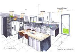 dessiner cuisine en 3d gratuit plan cuisine equipee affordable cuisine equipee plan cuisine quipe
