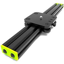 amazon com stabilizers professional video amazon com ratrig slider professional video stabilizer black