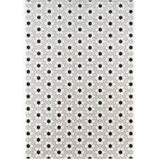 Novogratz Family Rug Amazon Com Novogratz Delmar Collection Boho Dots Area Rug 8 U00270