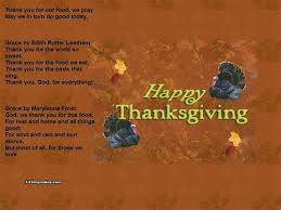 free thanksgiving day prayers for free quotes poems