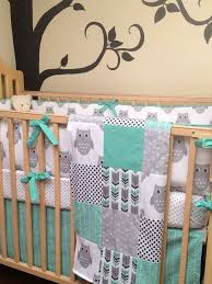 Boy Owl Crib Bedding Sets Image Result For Grey And Blue Owl Crib Bedding Caleb Nursery
