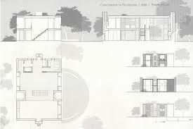 Esherick House Floor Plan by Orlando U2022 On Twitter