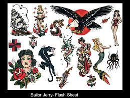 flash the process and the effect tattooing has on