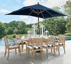 Butterfly Patio Chair Belmont Butterfly Dining Table Pottery Barn