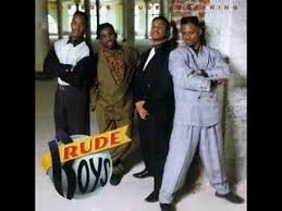 rude boys written all over your face youtube