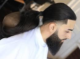 taper fade haircuts for long hair taper fade pinterest taper