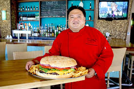 Challenge The Craze The Burger Craze Team 8lb Burger Challenge Foodchallenges
