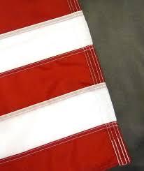 Flag With 2 Red Stripes And 1 White Amazon Com Us Flag Factory 3 U0027x5 U0027 Us American Flag Pole Sleeve